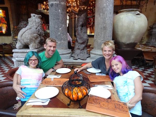 A most magnificent feast at Casa Luna