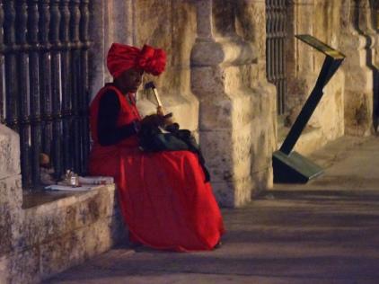 Streetside Havana