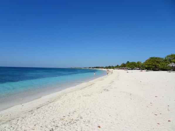 Jewel of Cuba's south - Playa Ancon