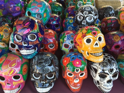 Deadly merch at the historic Tonala markets