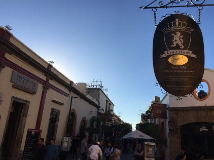Twilight in Tlaquepaque