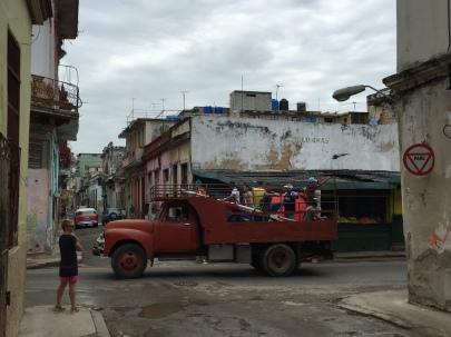 The rawness of Centro Havana