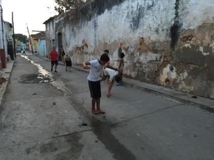 Boys and their toys, Viñales