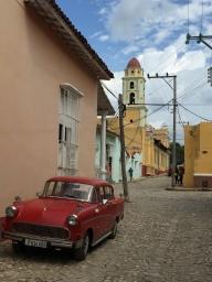The stillness of Trinidad