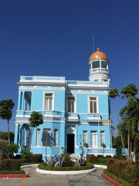 Palacio Azul Hotel, Cienfuegos