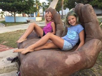 Sculpture park, Cienfuegos