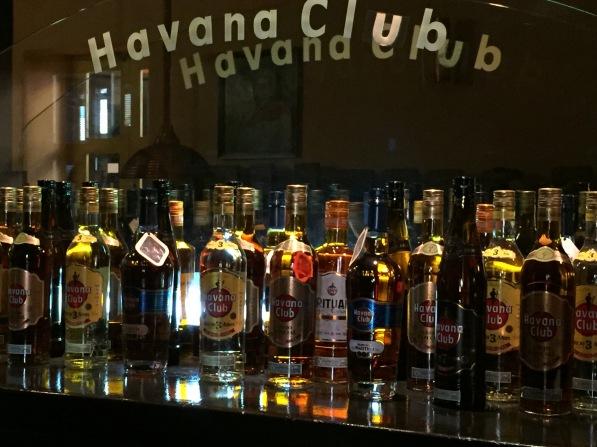 The Havana Club ensemble