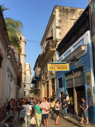 Havana's most sought after bar