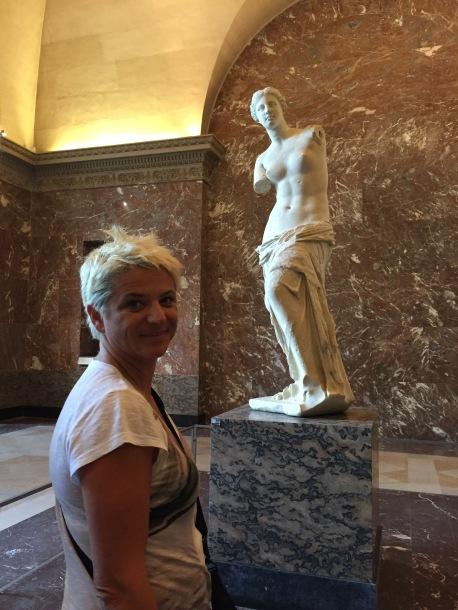 Rachel's private viewing of Venus